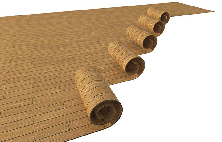 Conseils du pro couvre plancher larocque - Comment installer du plancher flottant ...